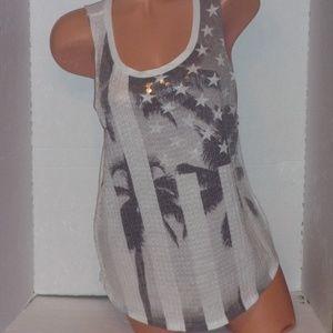 PINK Victoria's Secret Tops - PINK Victoria's Secret sequin sparkle tank S